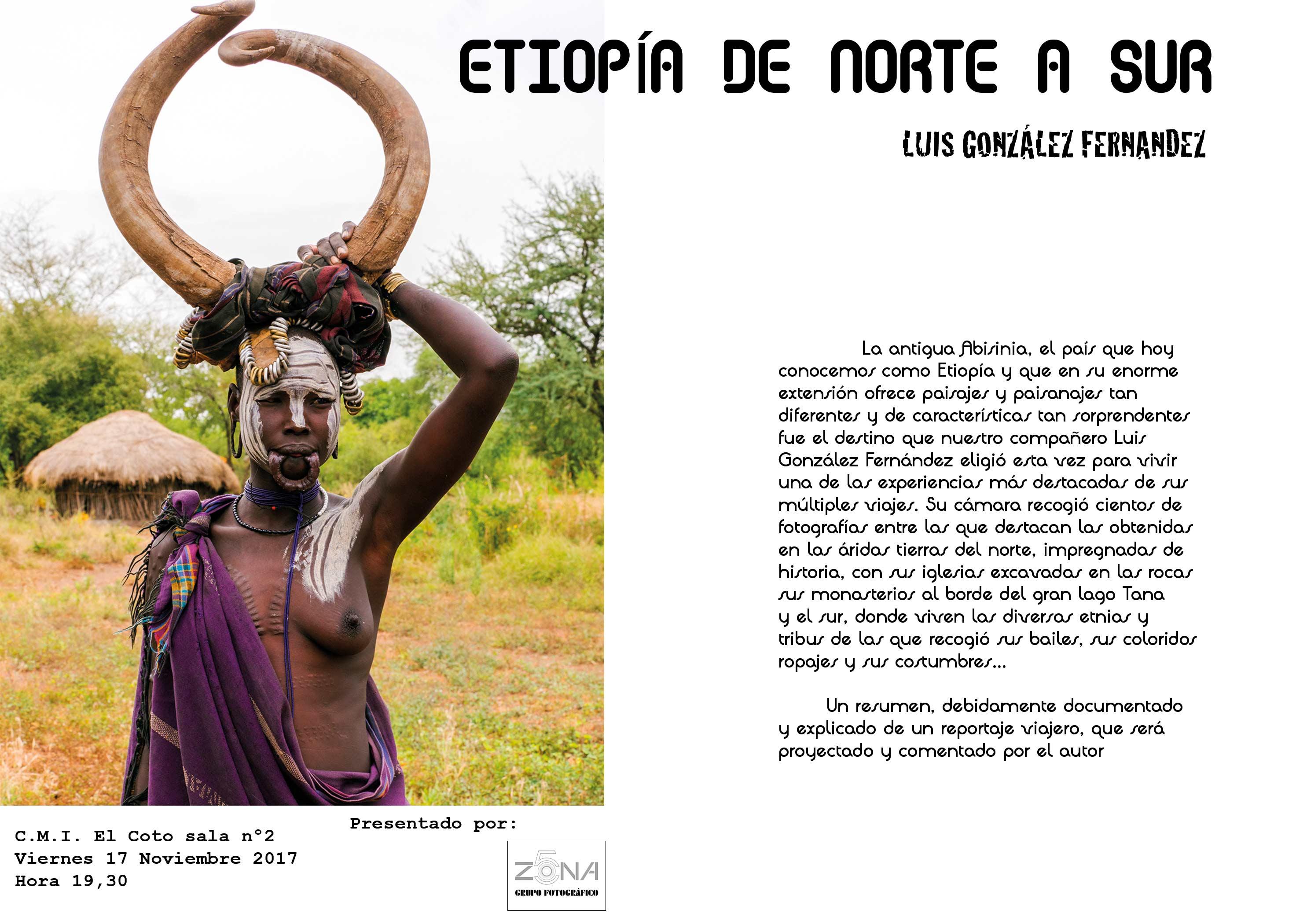 Exposición Etiopia