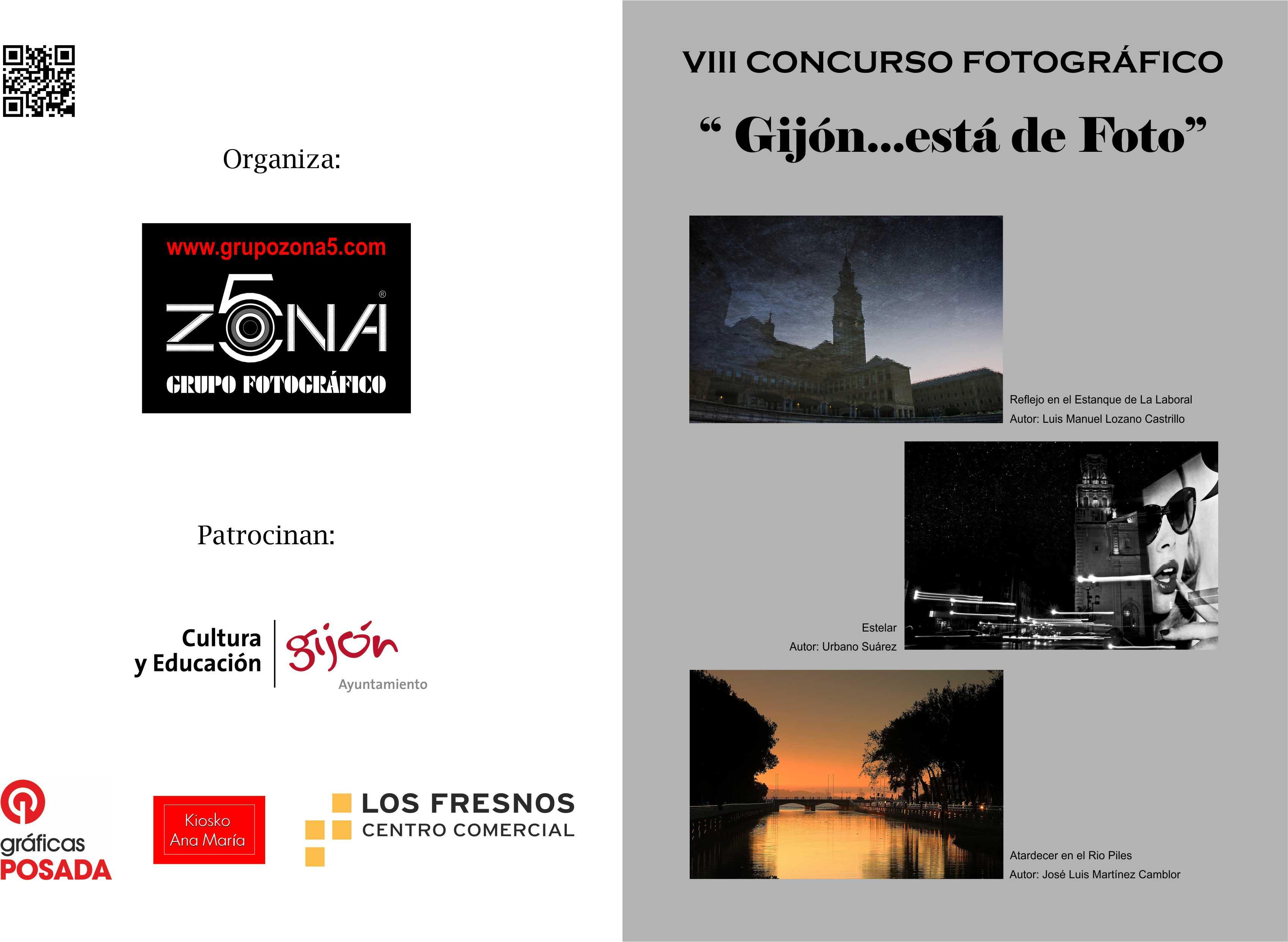 VIII Concurso Fotográfico «Gijón…está de Foto»